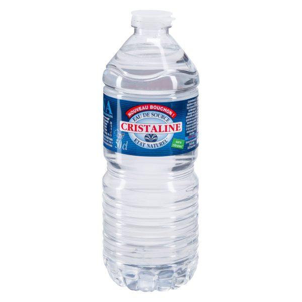 eau 50cl cristaline